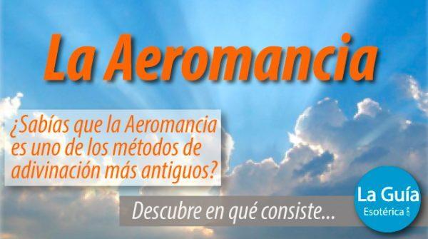 Aeromancia