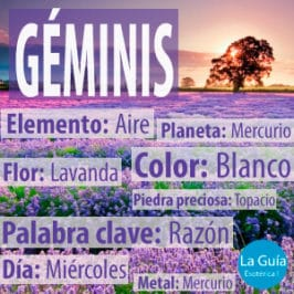 Horoscopo Geminis