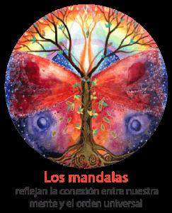 Los mandalas conexión mente y universo