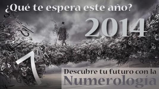 numerología 2014
