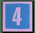 Numerologia 4