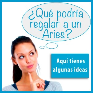 Qué regalar a un Aries