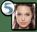 Numerologia de Angelina Jolie