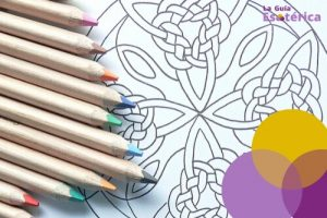 Cómo colorear mandalas